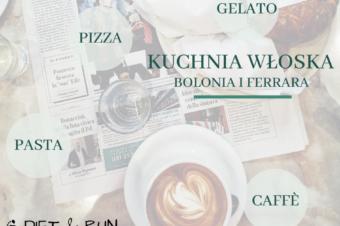 Pizza, pasta, caffè, gelato