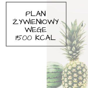 Jadłospis wegetariański 1500 kcal + przepis na domowe izotoniki